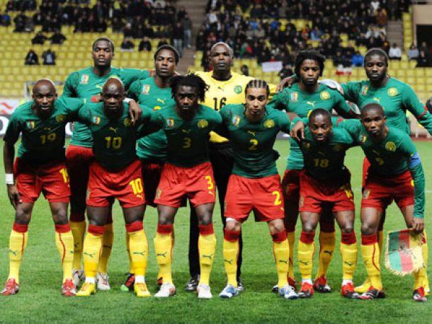 La pré-liste du Cameroun au Mondial