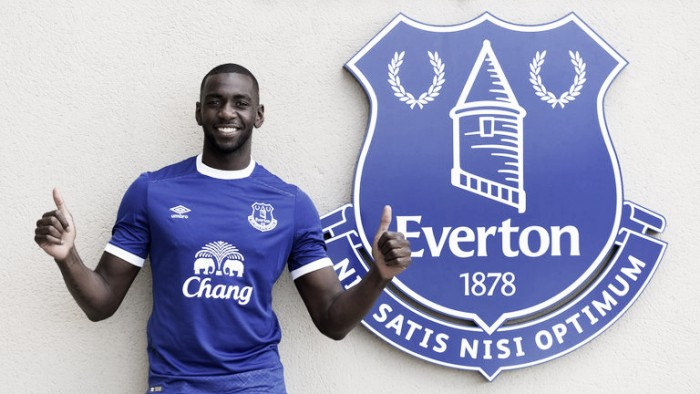 Everton confirm signing of Yannick Bolasie from Crystal Palace