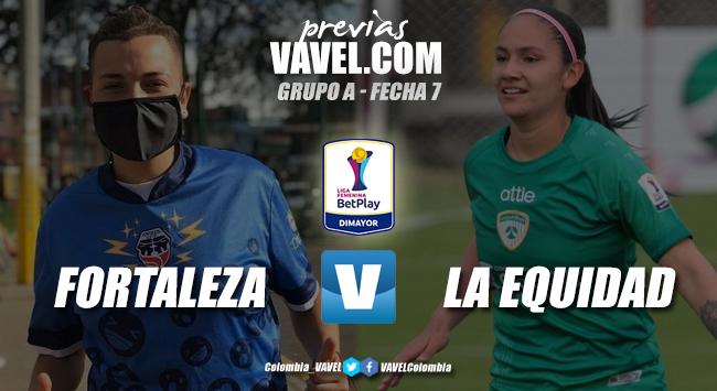 Previa Fortaleza vs. La Equidad: dos equipos que buscan salir de los últimos lugares