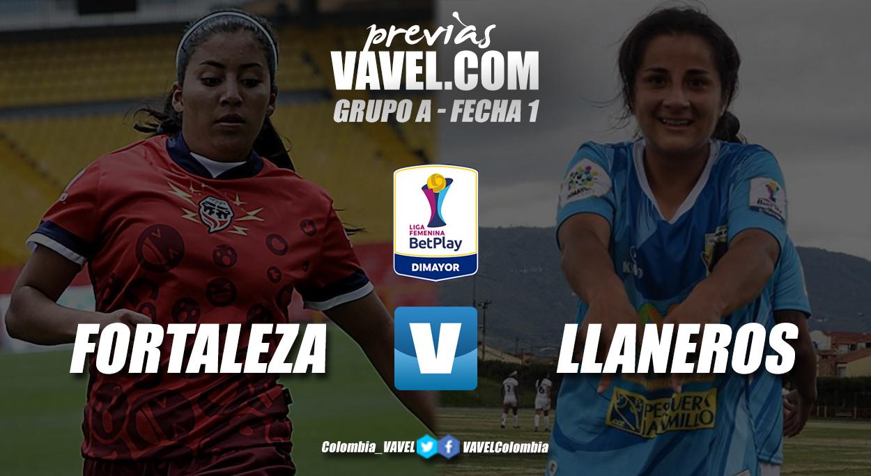 Previa Fortaleza vs Llaneros: por un inicio con tres puntos en el bolsillo