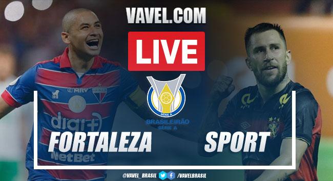Gol e melhores momentos de Fortaleza x Sport no Brasileirão (1-0)