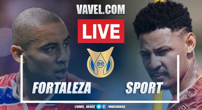 Gols e melhores momentos de Fortaleza x Sport pelo Campeonato Brasileiro (1-0)