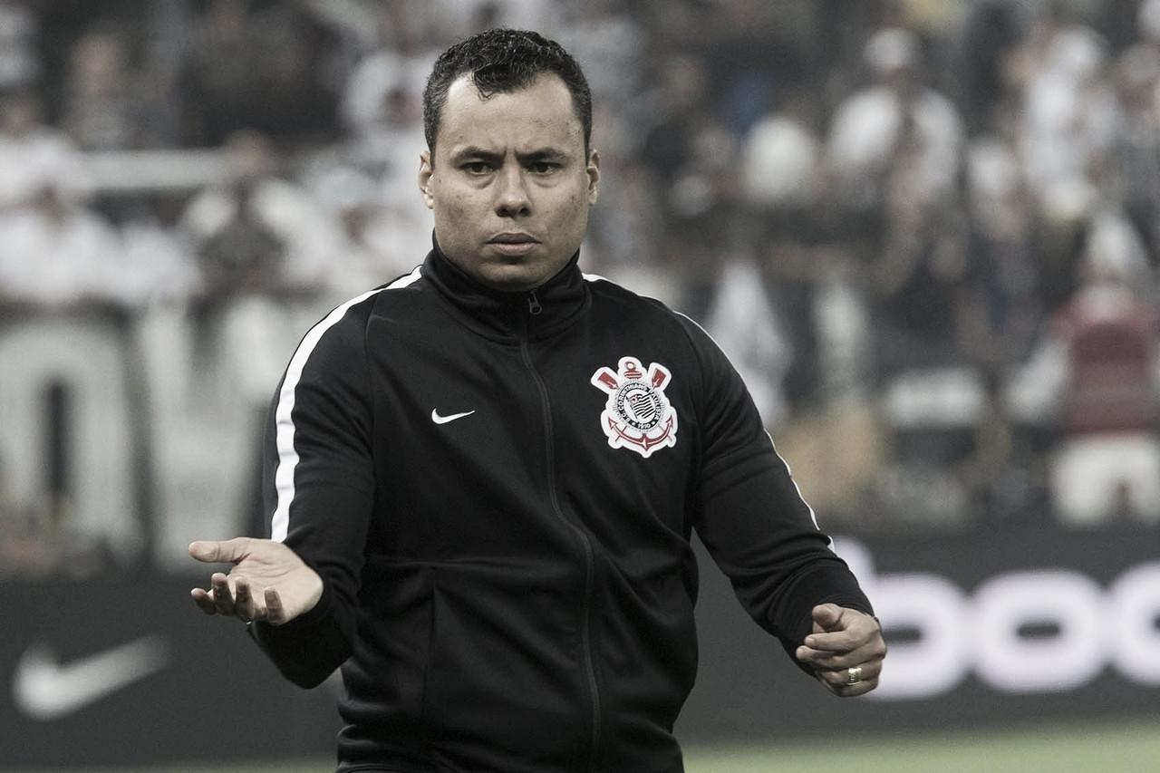 Jair Ventura prega respeito ao Corinthians após se afastar do Z-4: ''Tem que respeitar essa camisa''