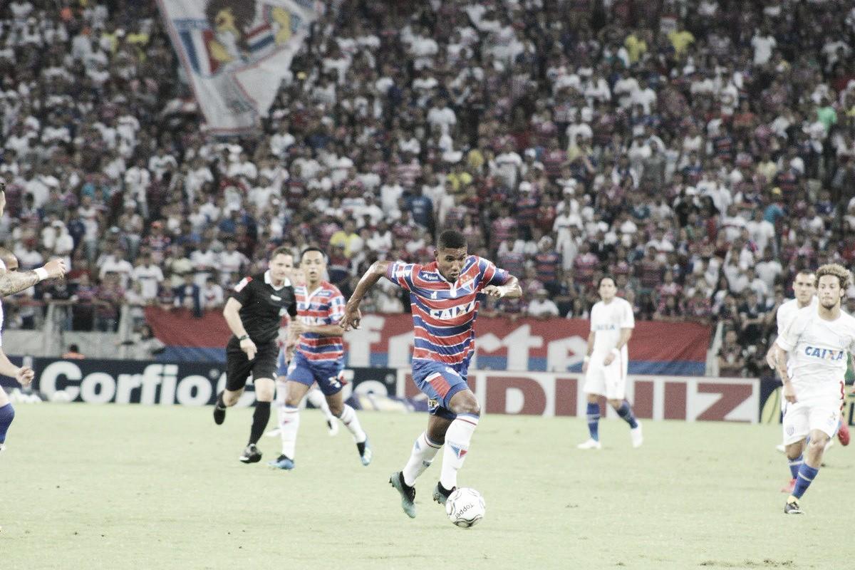 Com gols de pênalti, Fortaleza e Avaí empatam e mantêm posições no G-4