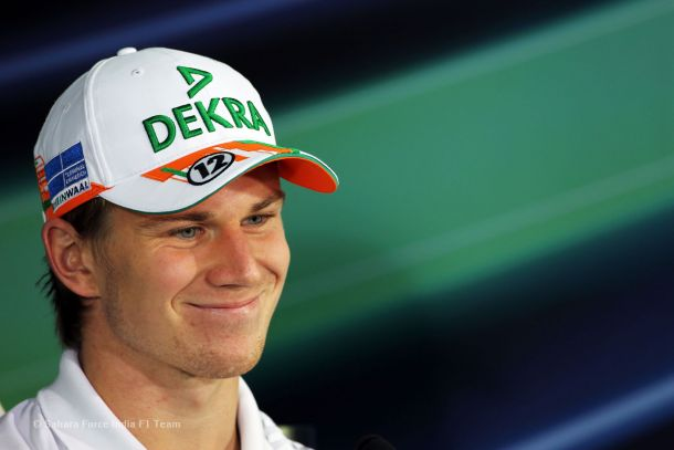 F1 : Hülkenberg part chez Force India