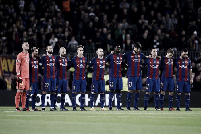 Com retorno de Alan Ruschel aos gramados, Chapecoense decide Joan Gamper contra Barcelona