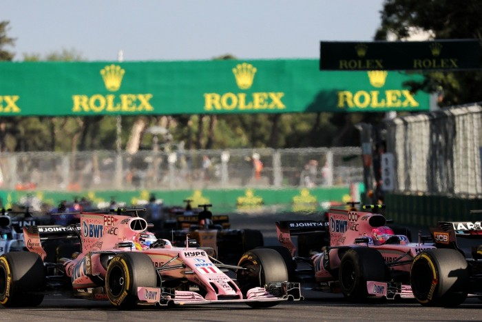 F1, Force India - Piloti infuocati, si scalda l'ambiente