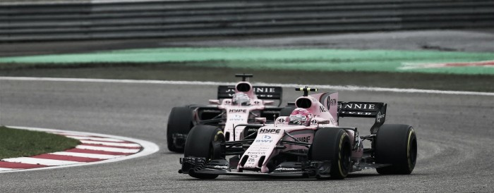 Force India afronta el GP de Bahréin con optimismo