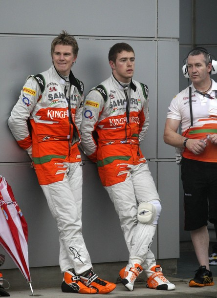 Force India empieza a crecer