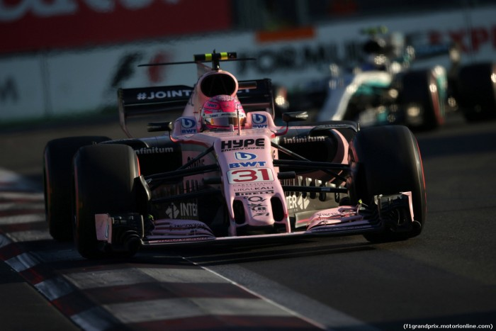 F1 - La Force India cambia nome in Force One