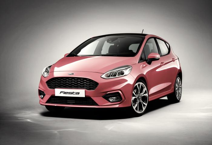 Nuevo Ford Fiesta: más polifacético que nunca