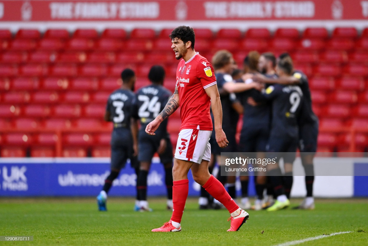 Nottingham Forest 1-3 Brentford: Super Bees heap the misery on Forest