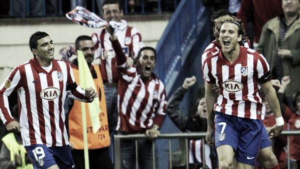 Atlético de Madrid: ninguna derrota frente a equipos ingleses en el Calderón