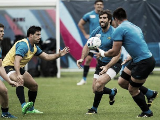 Copa Mundial de Rugby 2015: formación de Los Pumas para enfrentar a Georgia