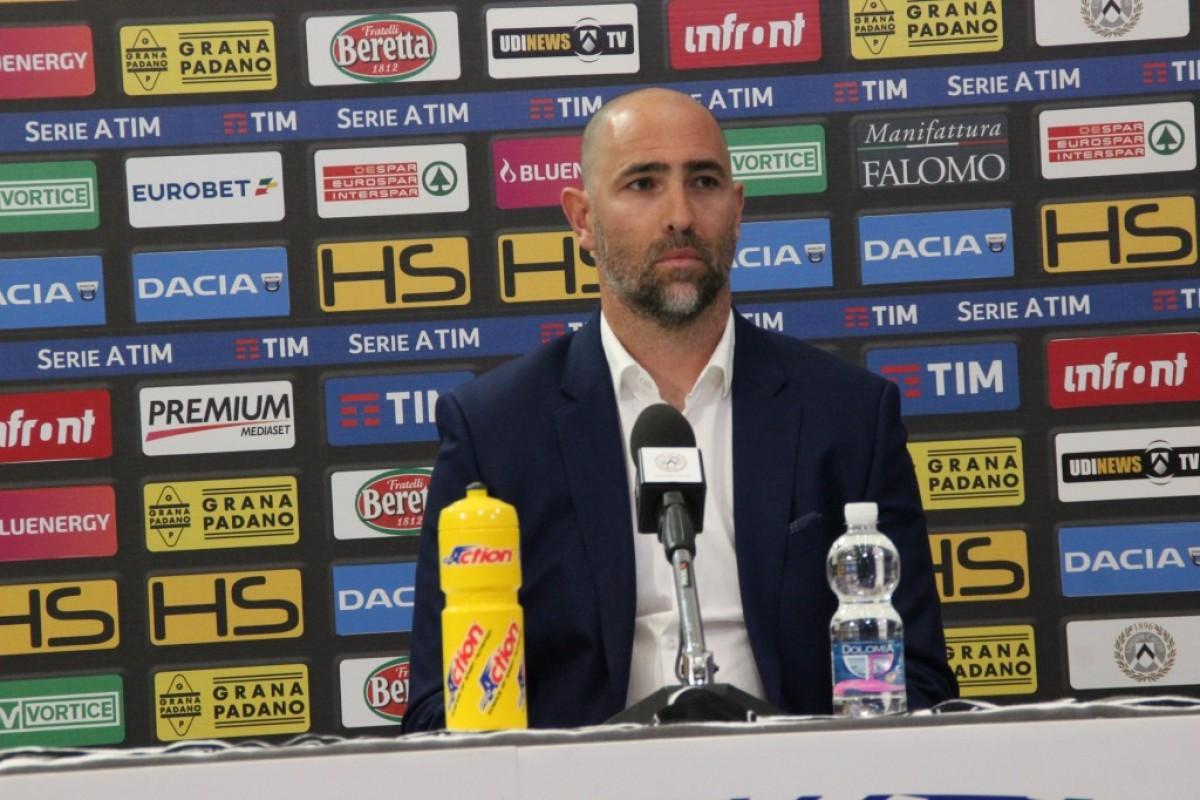 Tudor sull'Inter: