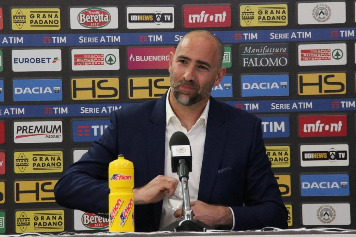 """Udinese - Tudor: """"Siamo stati propositivi, ma il problema della testa rimane"""""""