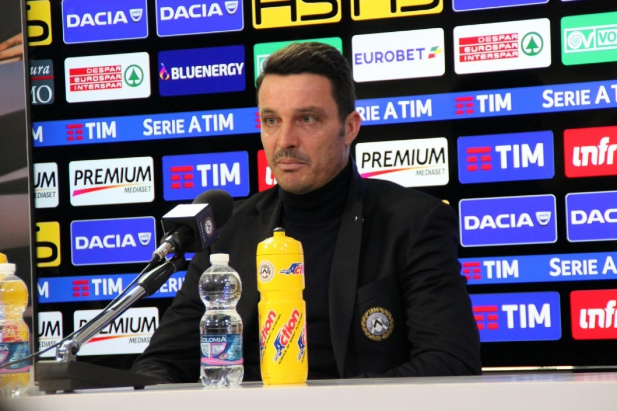 Udinese, Oddo: 'Una vittoria vorrebbe dire salvezza. Qualche giocatore è da big'