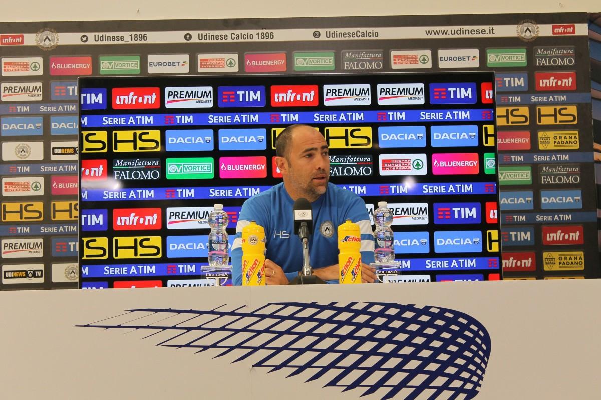"""Udinese - Tudor: """"Squadra senza personalità, vedrete cambiamenti. A Verona sarà durissima"""""""