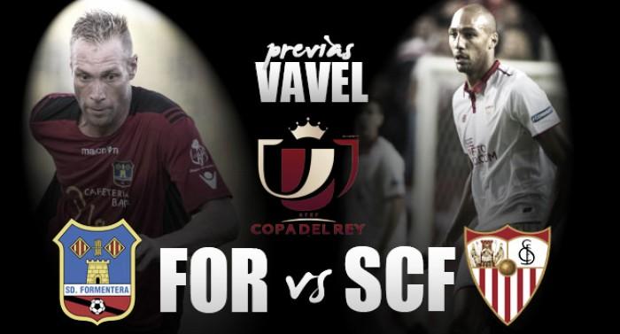 Previa SD Formentera - Sevilla FC: en paradero desconocido