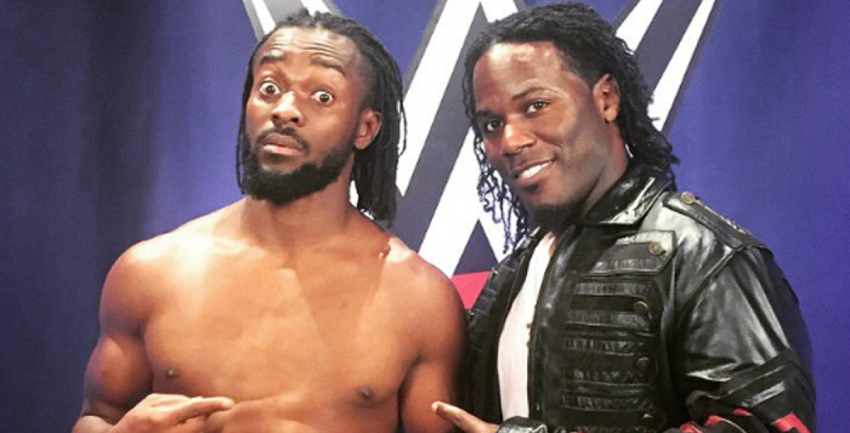 Former ECW Star Spotted Backstage on SmackDown Live