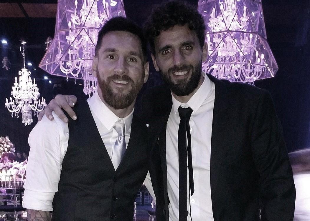 """Messi: """"Formica me ayudó muchísimo"""""""