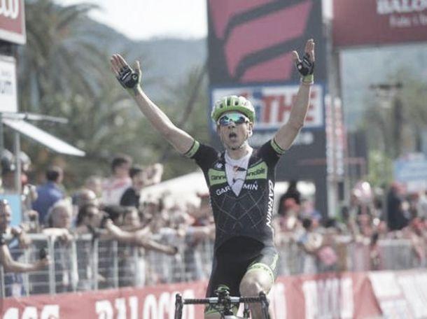 E' nata una stella, Davide Formolo vince la tappa di La Spezia
