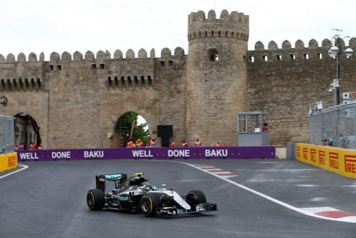 F1, le pagelle del GP d'Europa-A Baku trionfa Rosberg ma senza spettacolo