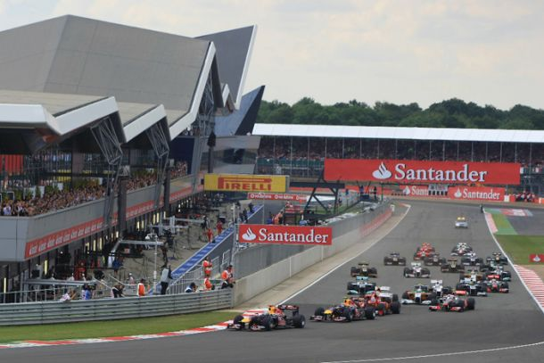 F1: British Grand Prix 2014 live race commentary and lap by lap updates