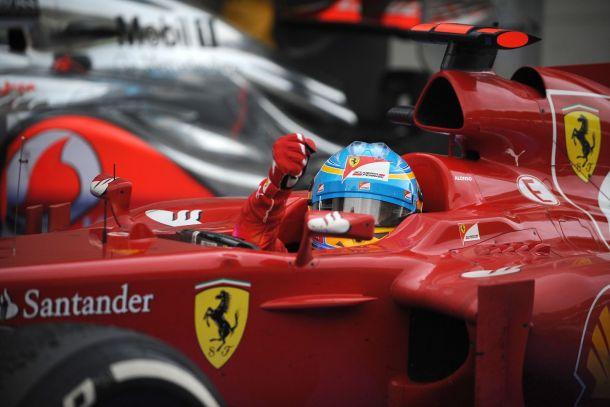 Fernando Alonso quitte Ferrari !