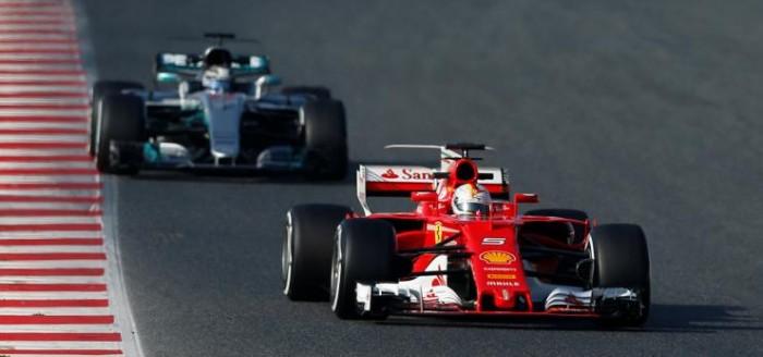 Ferrari - Mercedes, sfida a colpi di ingegneria
