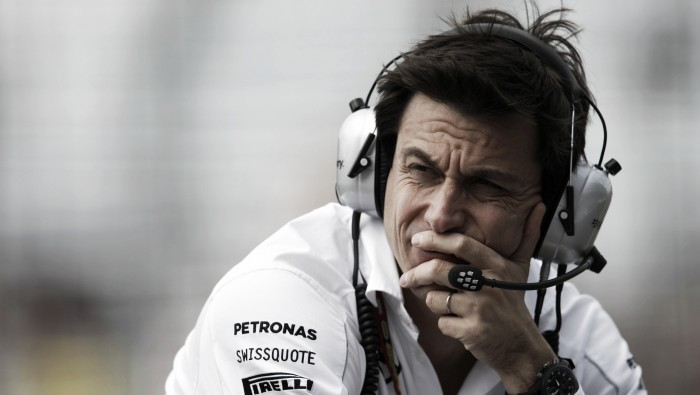 """Mercedes, parla Wolff: """"Dobbiamo sfruttare il rettilineo"""""""