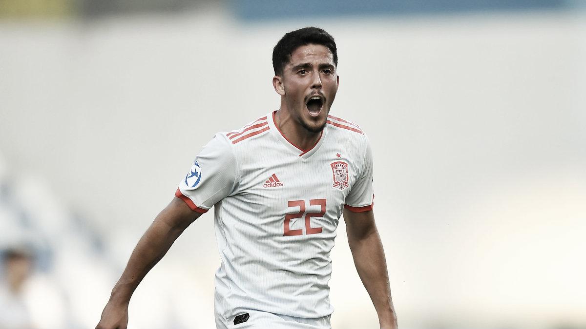 España 2-1 Bélgica: Fornals descarga la rabia española