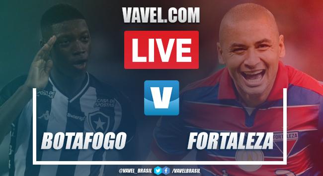Gols e melhores momentos de Botafogo 1x2 Fortaleza