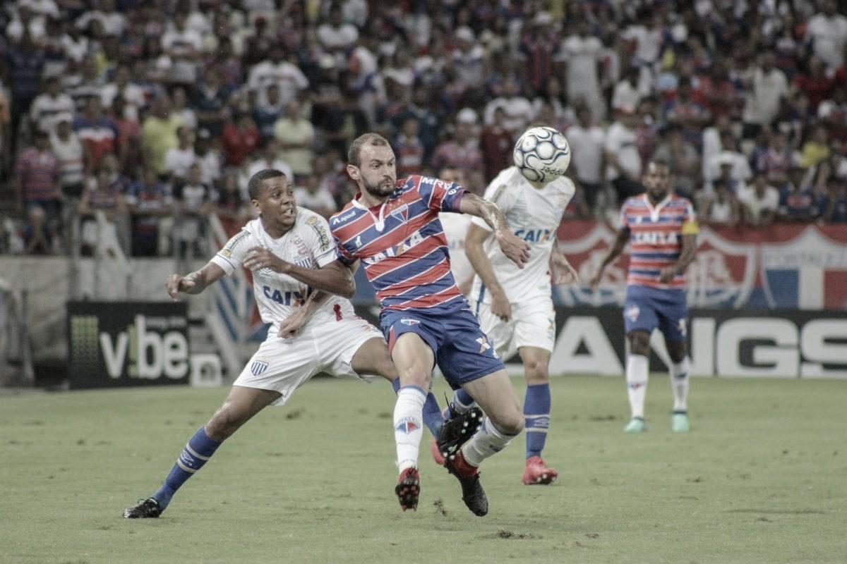 Resultado Fortaleza 2x0 Avaí no Campeonato Brasileiro 2019