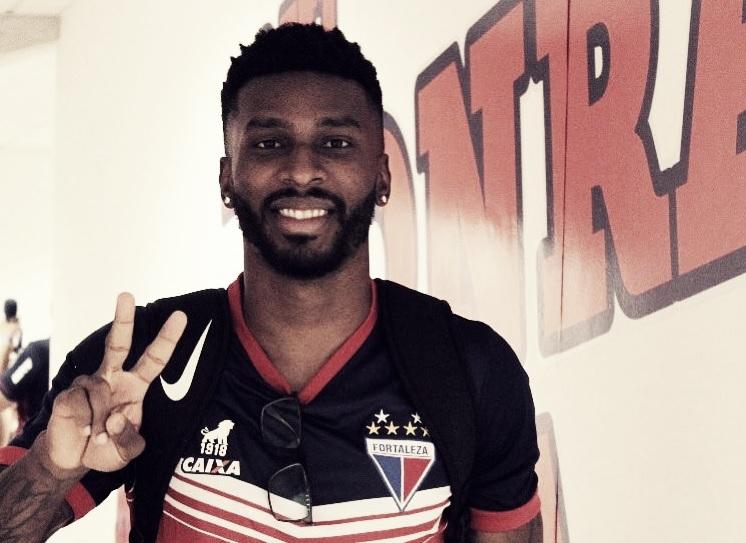 """Autor do gol da vitória do Fortaleza, Ligger festeja: """"Estamos no caminho certo"""""""