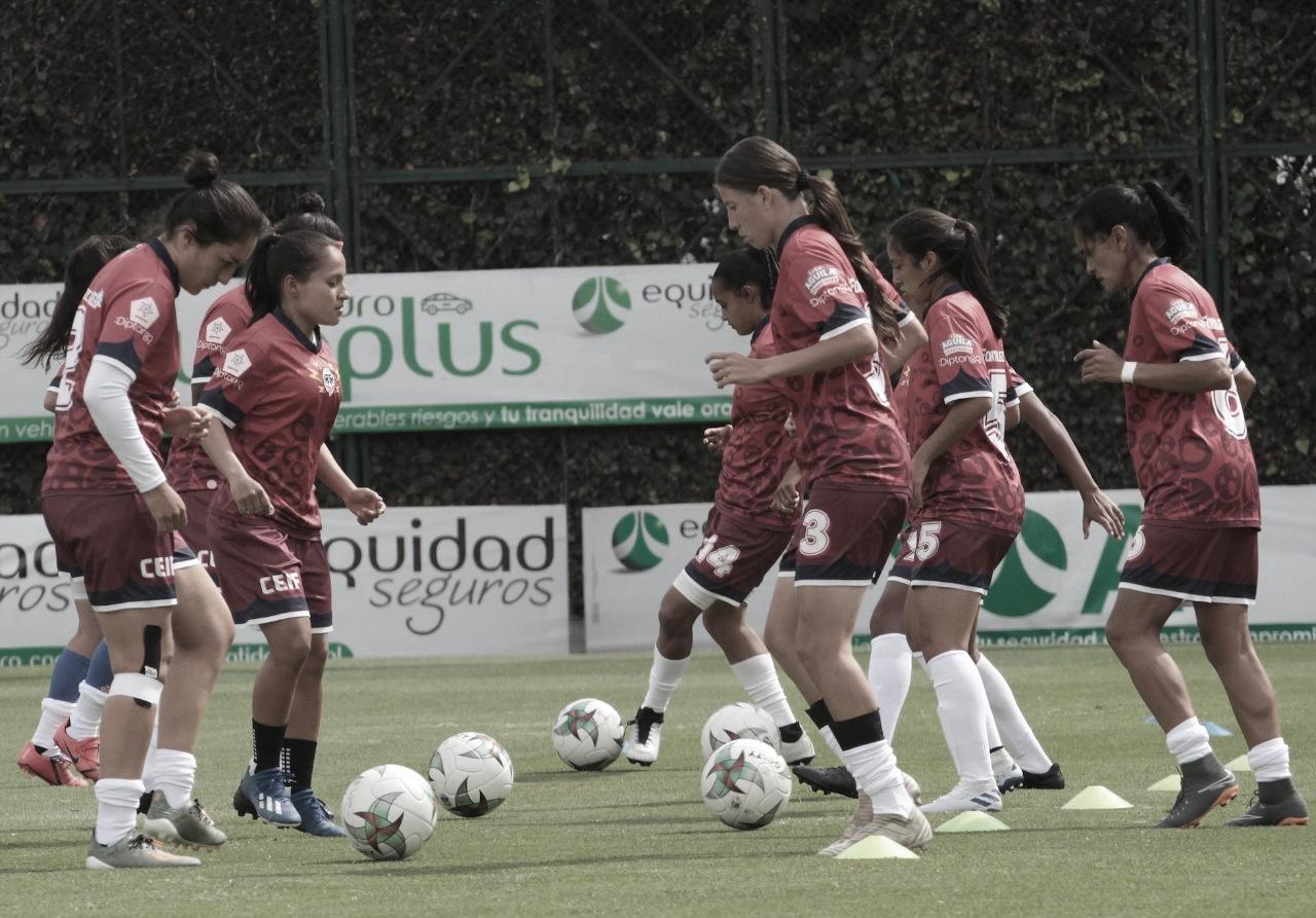 Fortaleza CEIF FC Femenino