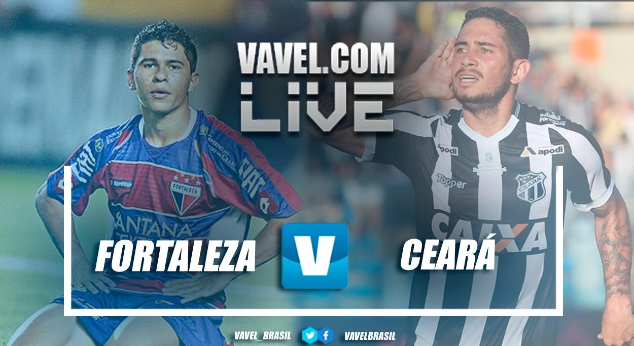 Resultado Fortaleza 0-0 Ceará no Campeonato Cearense 2019