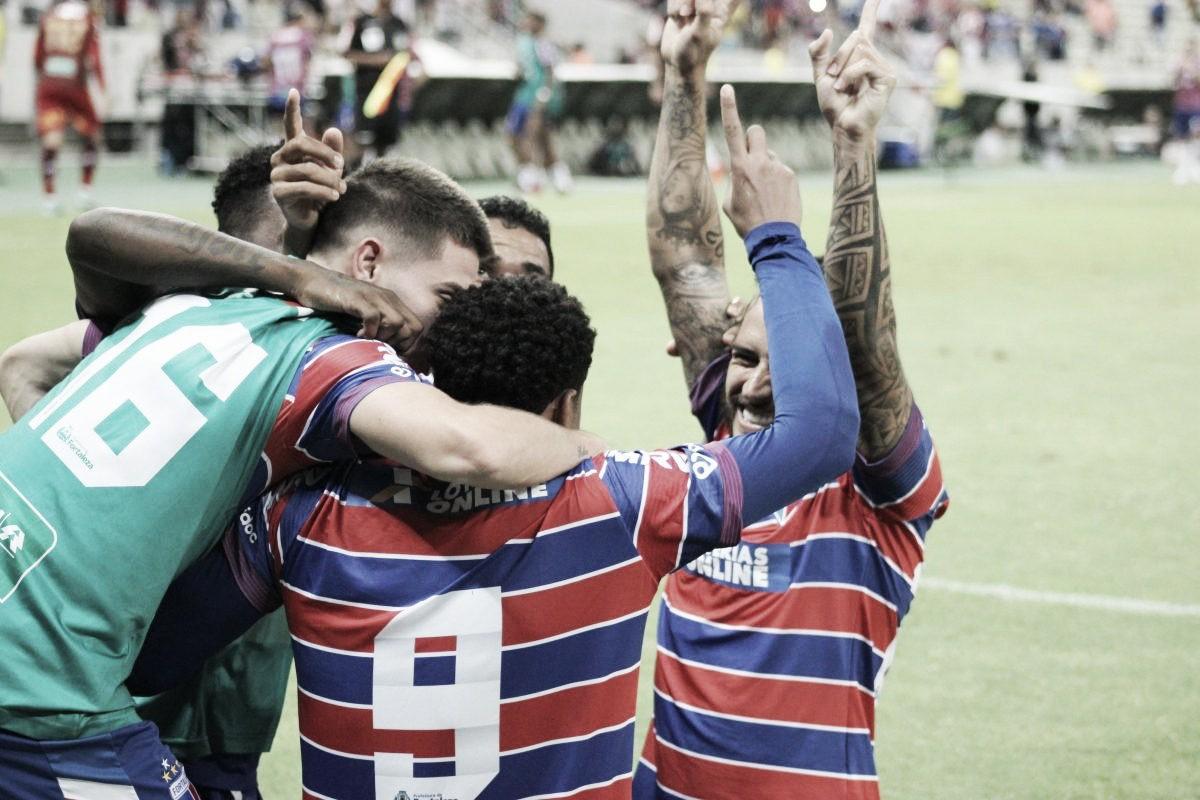 Fortaleza recebe Figueirense para ampliar vantagem na liderança