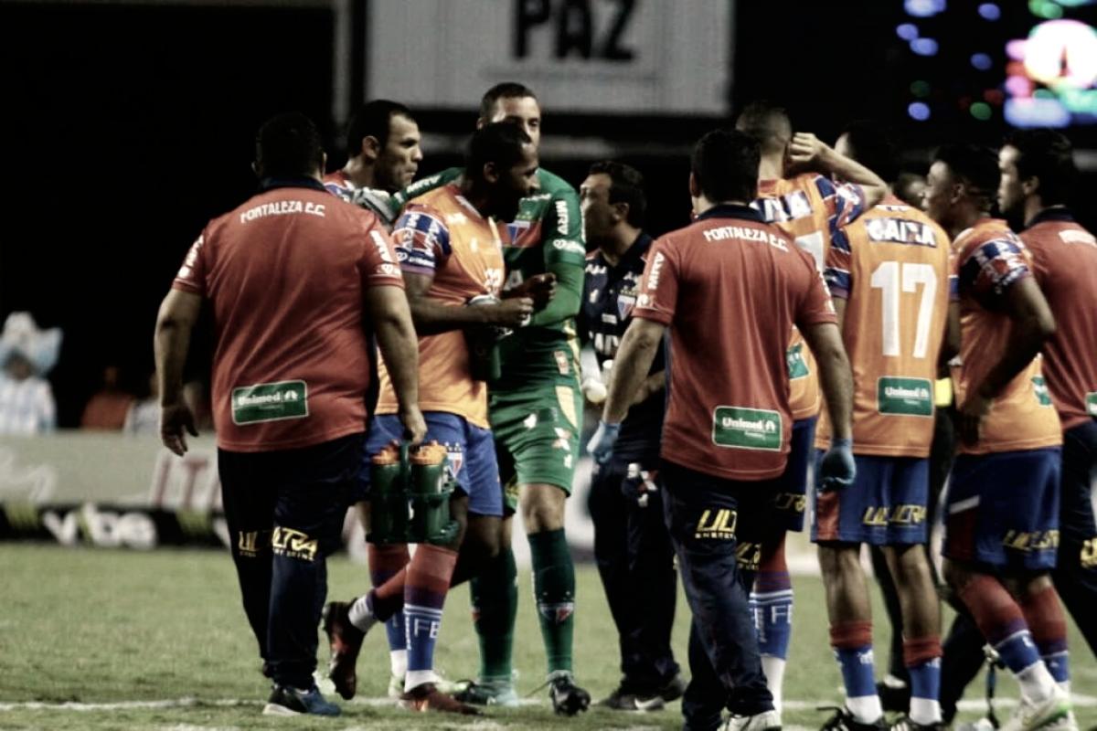 Fortaleza vence Paysandu fora de casa e aumenta vantagem na liderança
