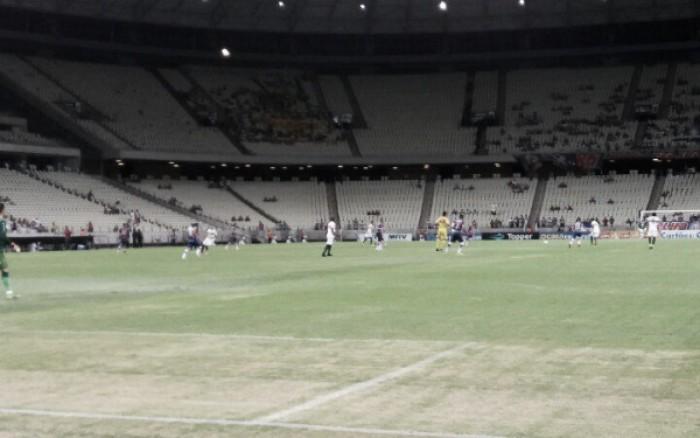Fortaleza x Sampaio Corrêa: assista aos melhores momentos do jogo