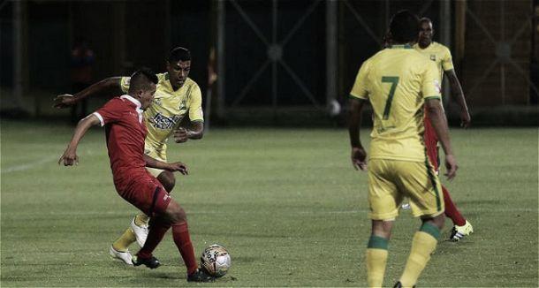 Fortaleza derrotó 2-1 a Bucaramanga y le quitó 10 fechas de invicto