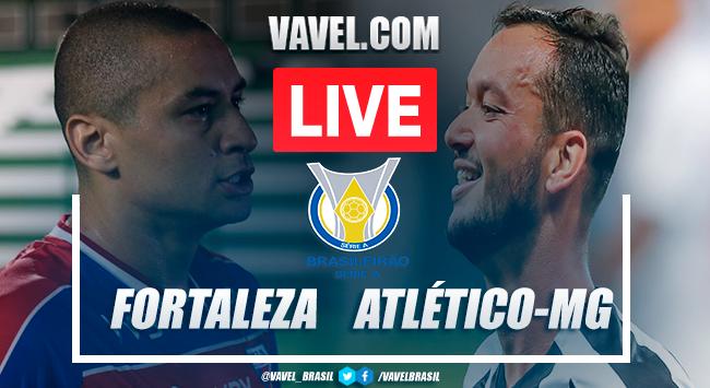 Gols e melhores momentos Fortaleza 2x1 Atlético-MG pelo Campeonato Brasileiro
