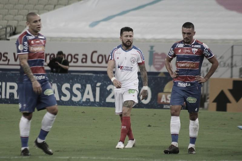 Líder do Grupo B, Fortaleza recebe Bahia pela Copa do Nordeste