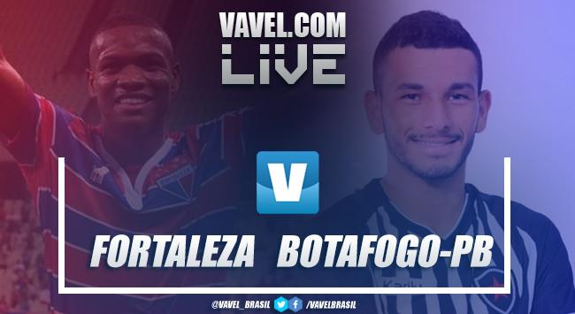 Resultado E Gols Fortaleza X Botafogo Pb Pela Copa Do Nordeste 1 0 23 05 2019 Vavel Brasil