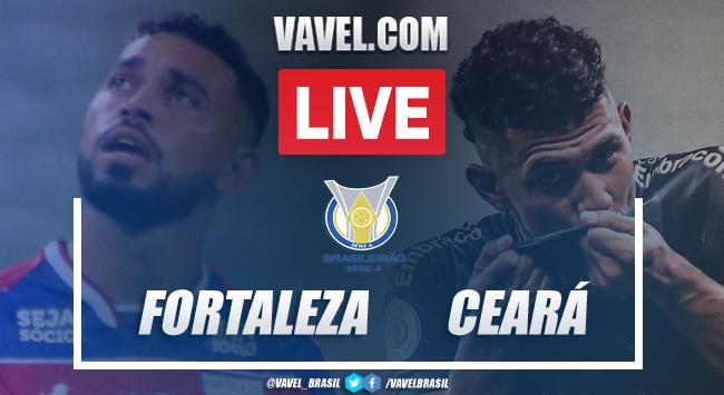 Gols e melhores momentos de Fortaleza 0 x 2 Ceará pelo Campeonato Brasileiro