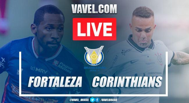 Gols e melhores momentos de Fortaleza 0x0 Corinthians pelo Brasileirão