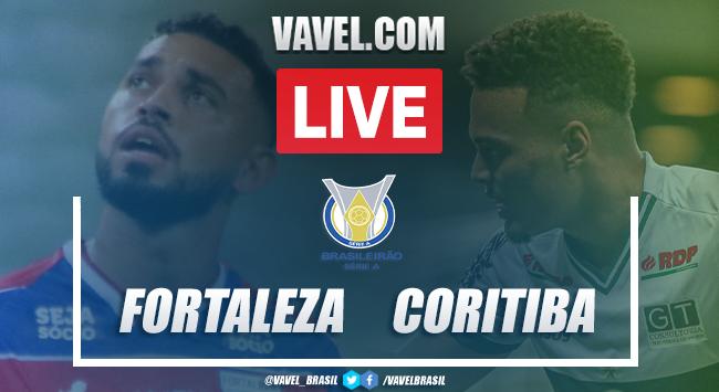 Gols e melhores momentos de Fortaleza x Coritiba (3-1)