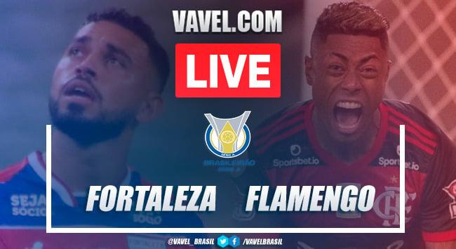 Melhores momentos de Fortaleza 0 x 0 Flamengo pelo Campeonato Brasileiro 2020