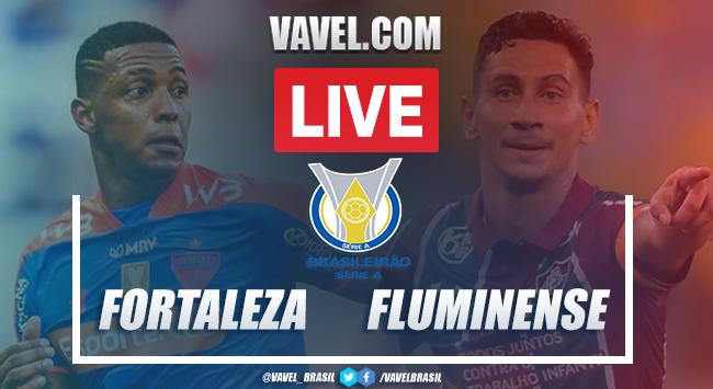 Gols e melhores momentos de Fortaleza 0 x 1 Fluminense pelo Campeonato Brasileiro