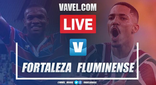 Gol e melhores momentos de Fortaleza 0 x 1 Fluminense no Campeonato Brasileiro 2019